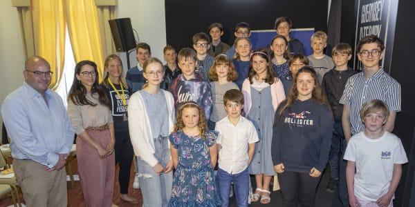 WriteStuff: record entry from Bailiwick schools
