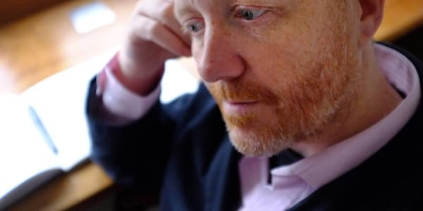 Michael Symmons Roberts to judge poetry competition