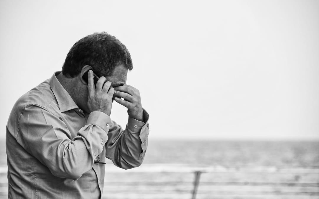 Stress, pressure, being overwhelmed