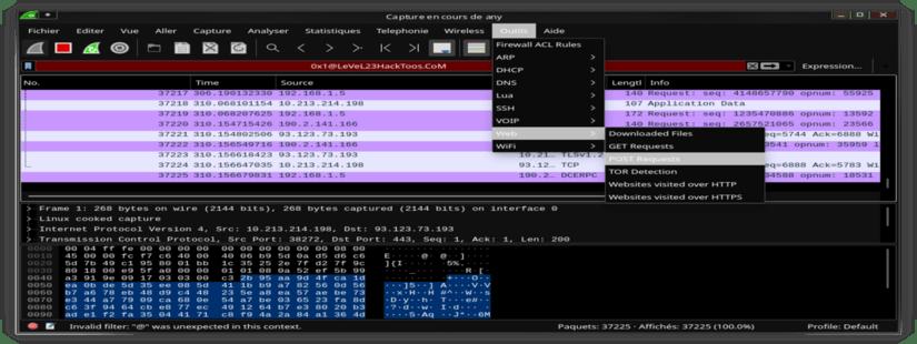 PA-Toolkit | Pentester Academy Wireshark Toolkit