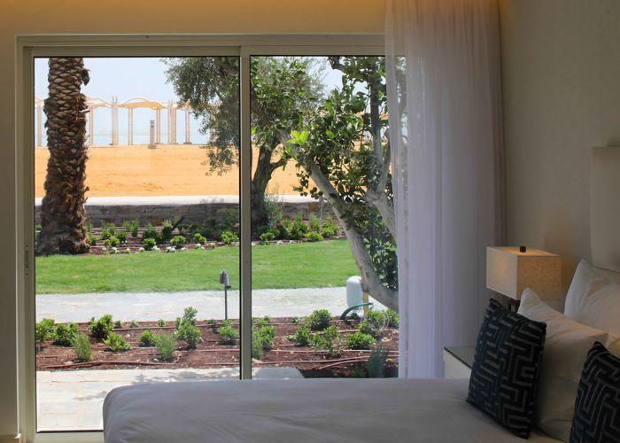חדר פרימיום עם נוף לים