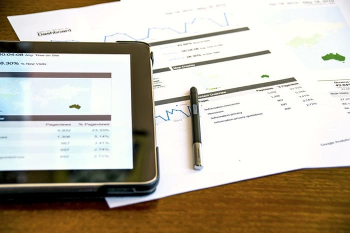 Creating a Data Studio Report