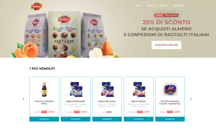 Madi Ventura: come far crescere un e-commerce