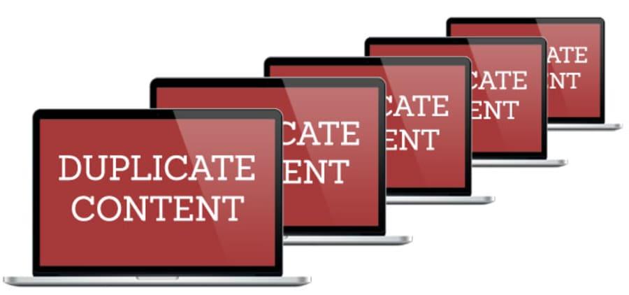 Come gestire i contenuti duplicati
