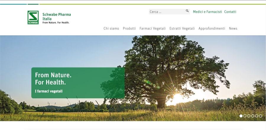 Schwabe: più visibilità per i farmaci vegetali