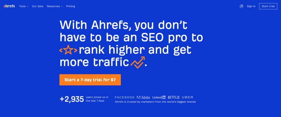 Cos'è Ahrefs e perché è utile per la tua link building