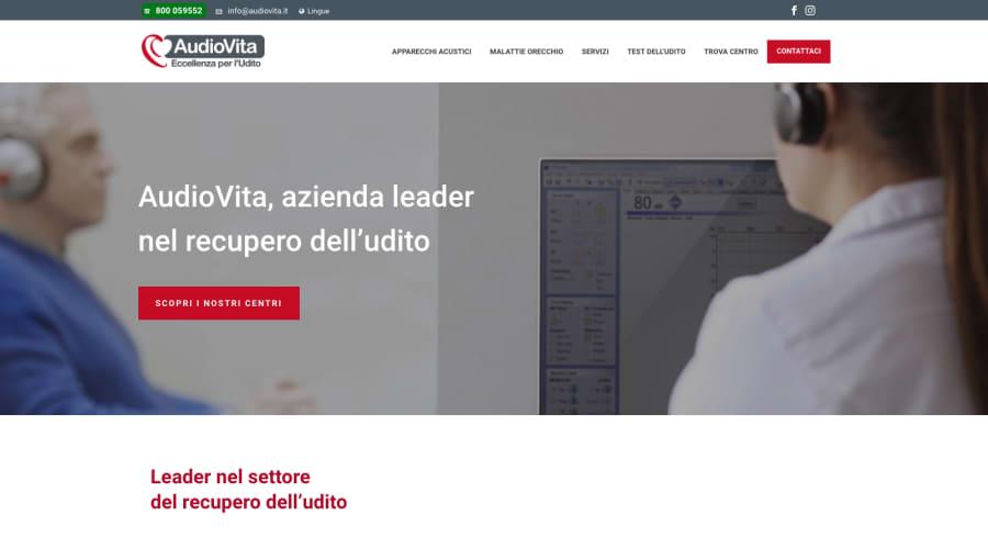 AudioVita, eccellenza per l'udito e marketing online