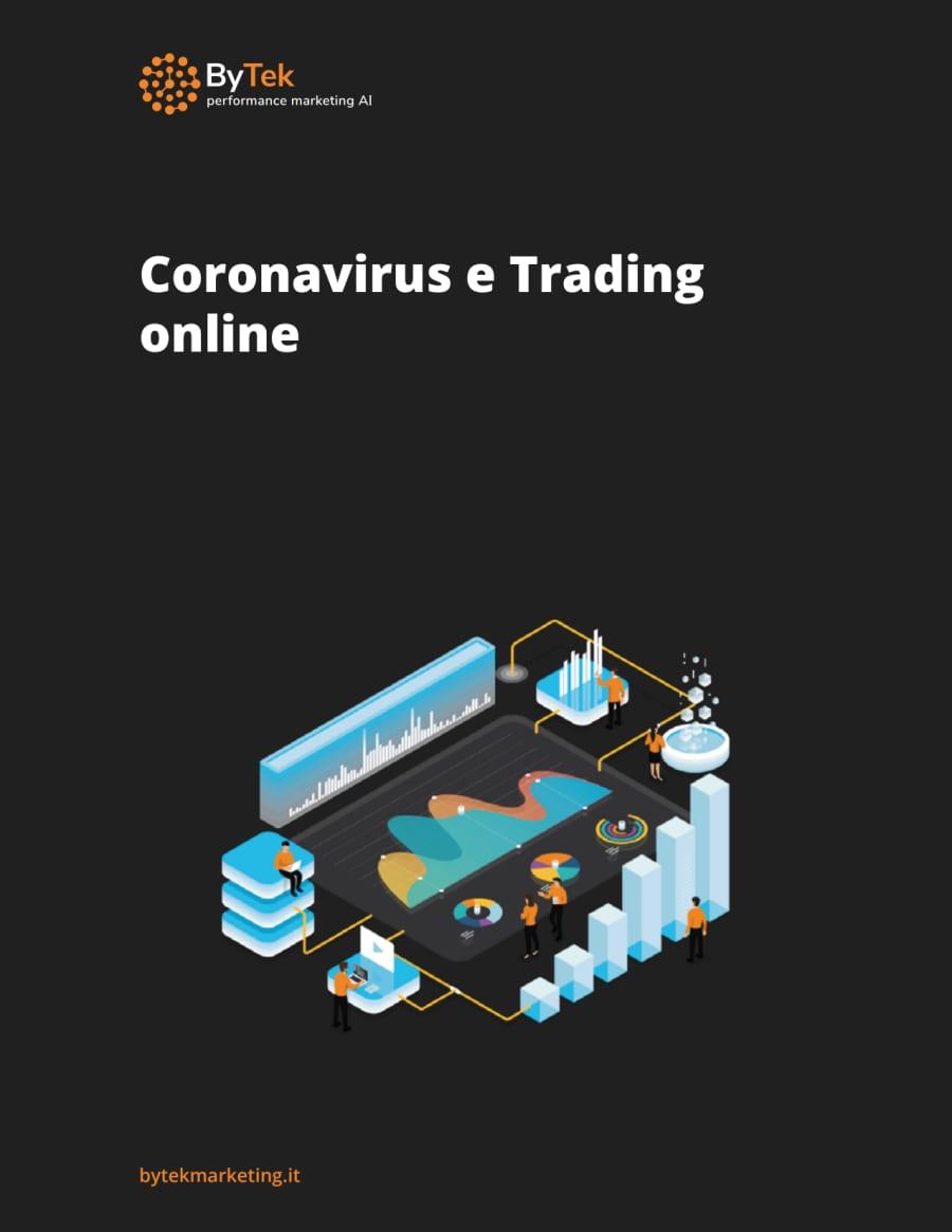 Trading online e coronavirus