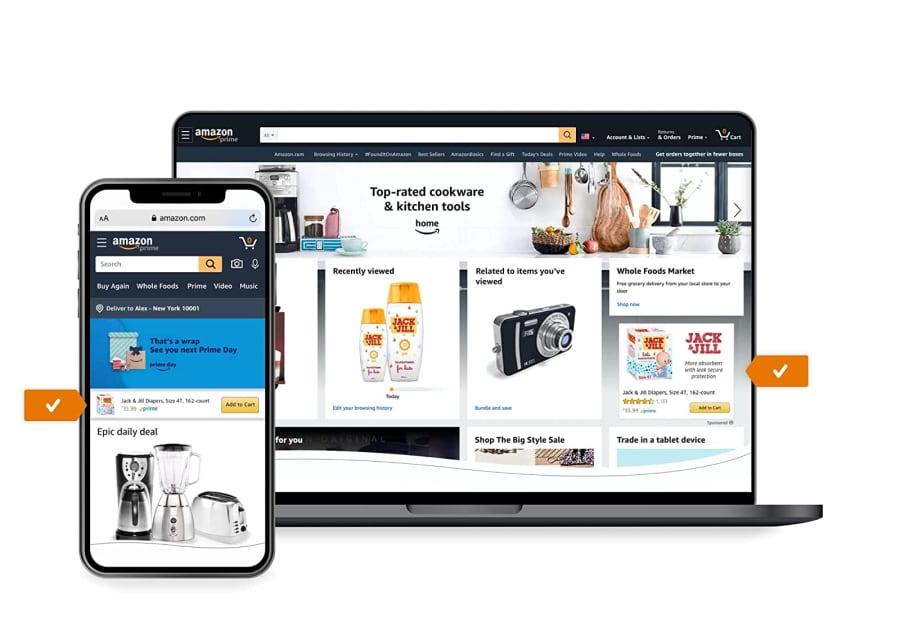 Amazon Advertising: opportunità, strumenti e novità per il futuro
