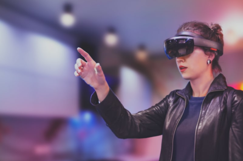 Microsoft HoloLens@Glück & Kanja