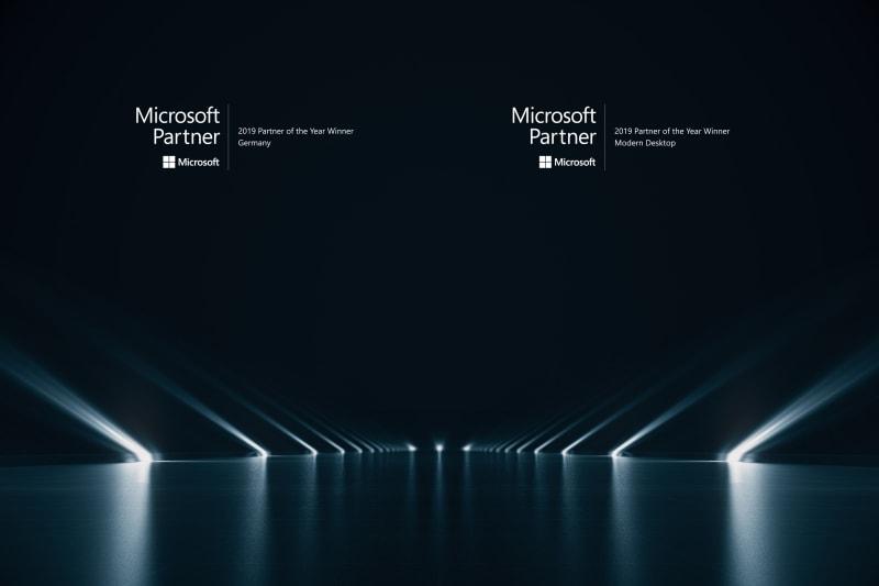 Glück & Kanja ist erneut Microsoft Partner of the Year