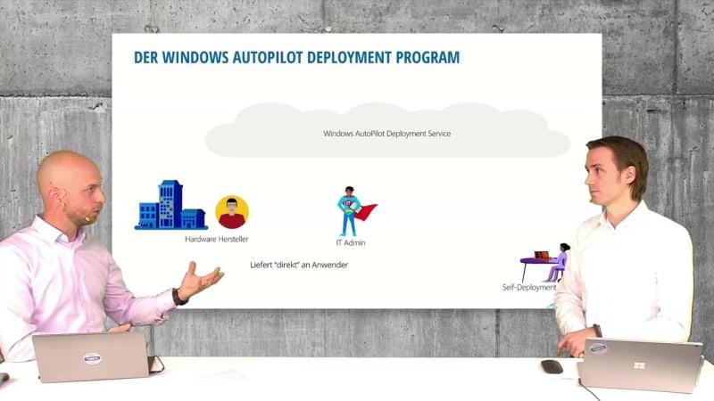 Windows AutoPilot für ein einfaches Deployment