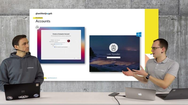 macOS Verwaltung mit Microsoft Endpoint Manager