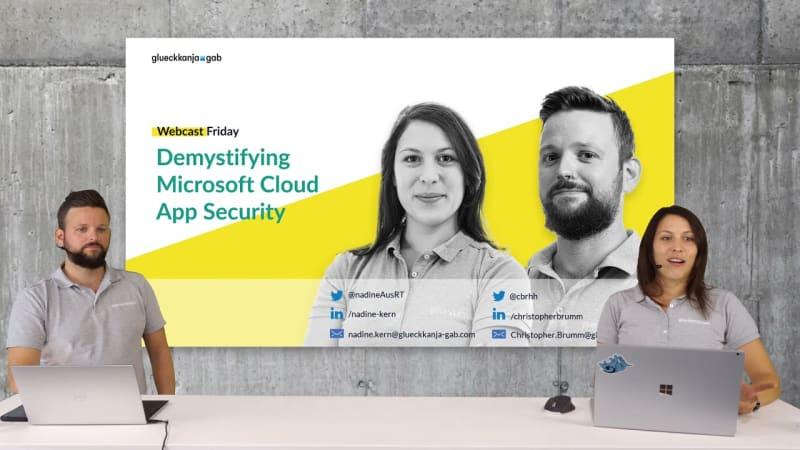 Demystifying Microsoft Cloud App Security (MCAS)