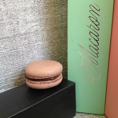 Schoko Macaron