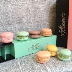 Vanille Macaron