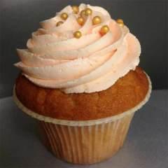 Sweet Orange Cupcake