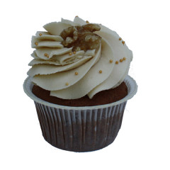 Walnuss Cupcake