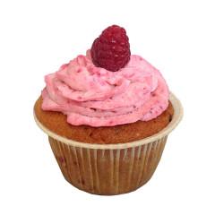 Himbeer Cupcake