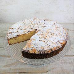 Glutenfreier Mandelkuchen