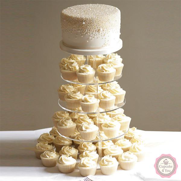Kuchen Torten 103 - Hochzeitstorten