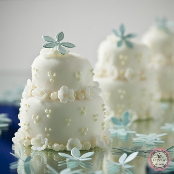Kuchen Torten 105 - Hochzeitstorten