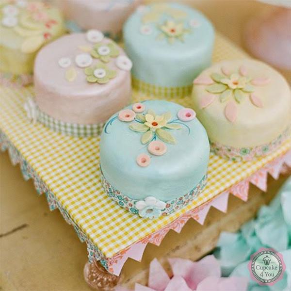 Kuchen Torten 107 - Hochzeitstorten