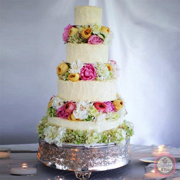 Kuchen Torten 14 - Hochzeitstorten