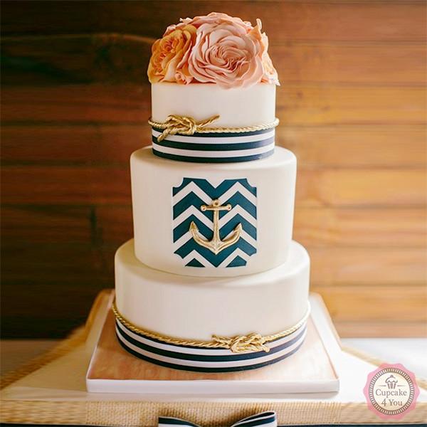 Kuchen Torten 16 - Hochzeitstorten