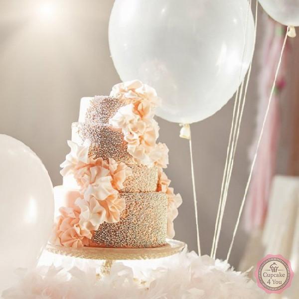 Kuchen Torten 19 - Hochzeitstorten