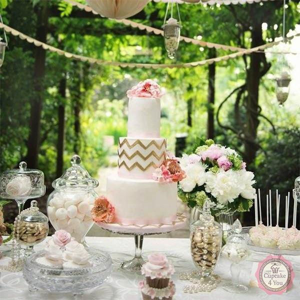 Kuchen Torten 21 - Hochzeitstorten