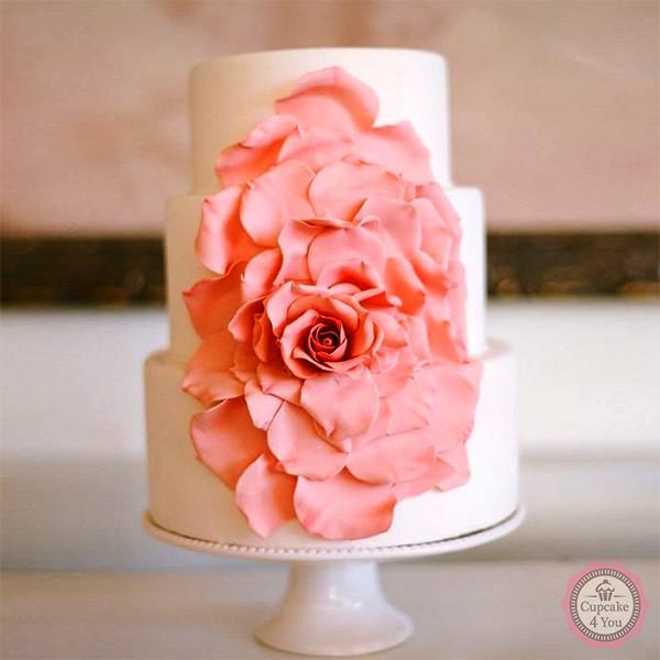 Kuchen Torten 23 - Hochzeitstorten