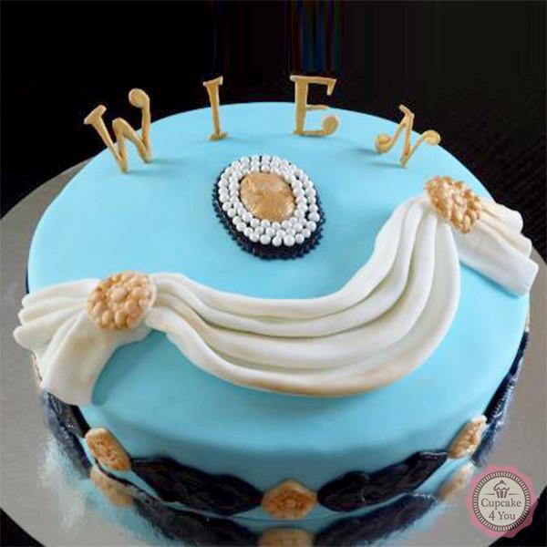 Kuchen Torten 54 - Geburtstagstorten