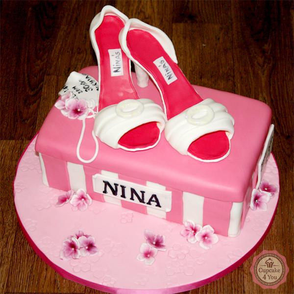 Kuchen Torten 59 - Geburtstagstorten