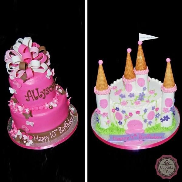 Kuchen Torten 76 - Kindergeburtstagstorten