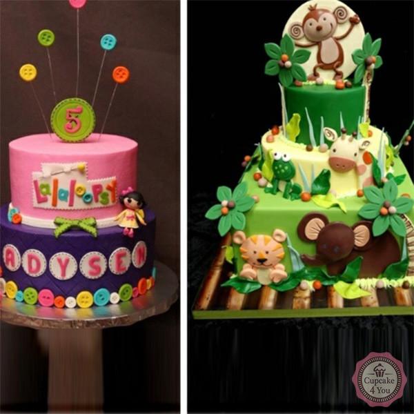Kuchen Torten 90 - Kindergeburtstagstorten