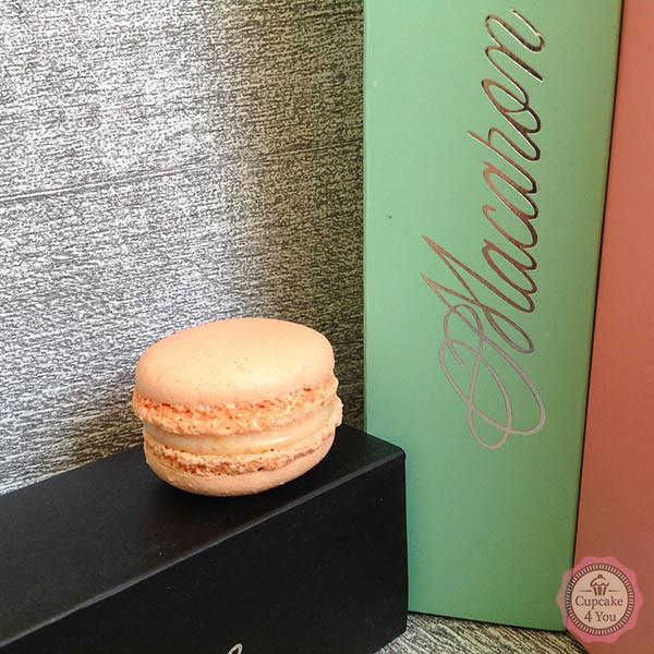 Karamell Macaron - Macarons