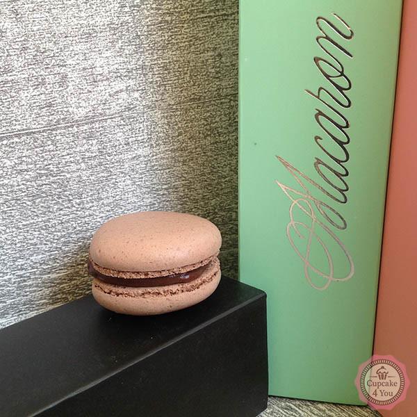 Schoko Macaron - Macarons