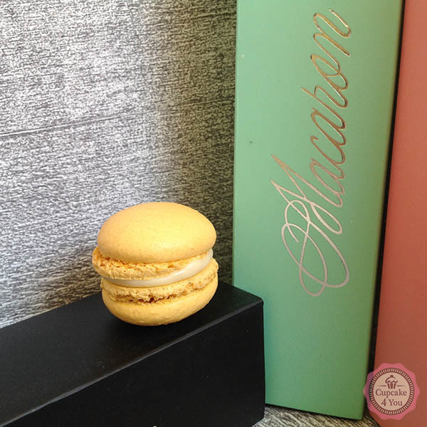 Zitrone Macaron - Macarons