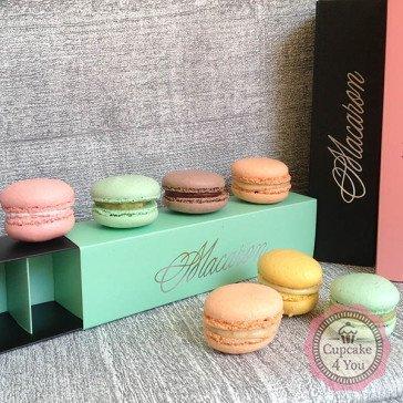 Vanille Macaron - Macarons