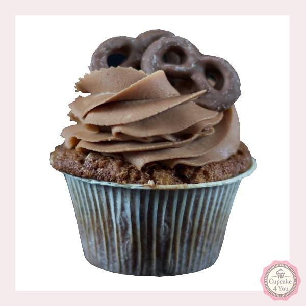 Nutella Cupcake - Cupcakes