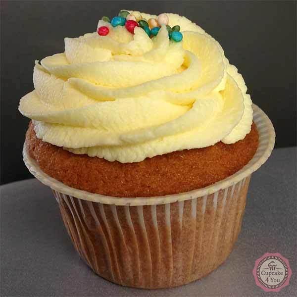 Zitronen Cupcake - Cupcakes
