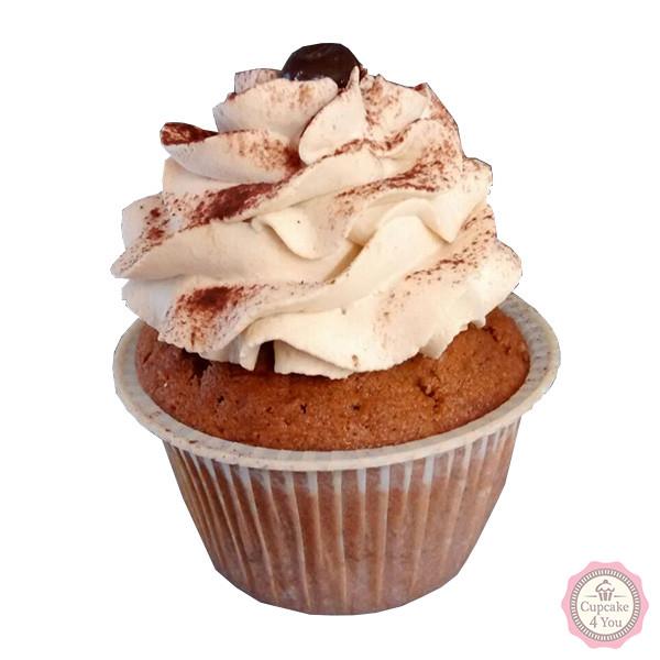 Latte Macchiato Cupcake - Cupcakes