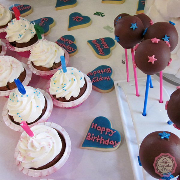 kindergeburtstag cakepops