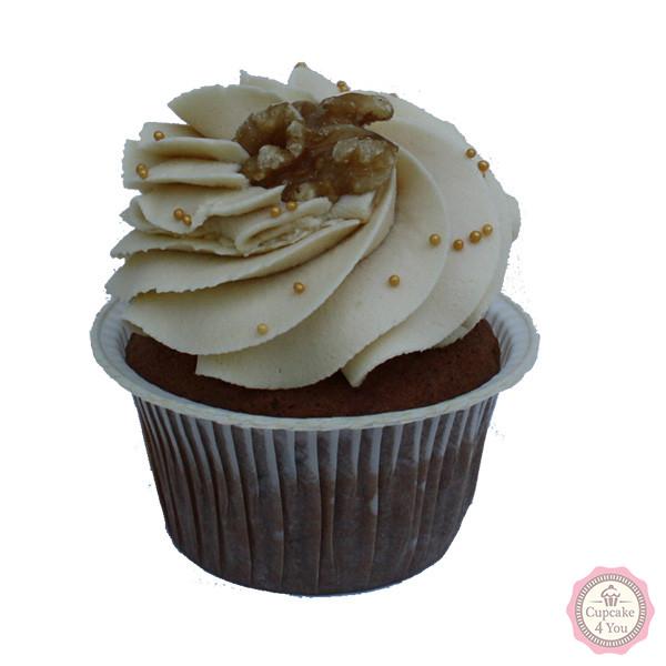 Walnuss Cupcake - Cupcakes