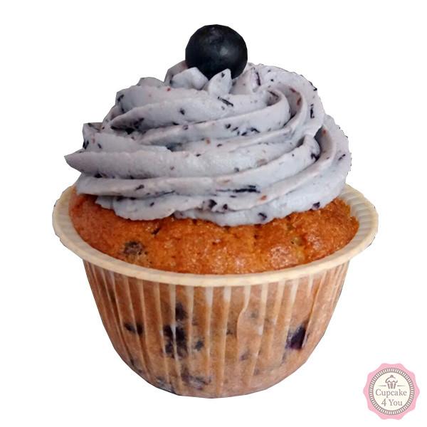 Blueberry Cupcake - Cupcakes