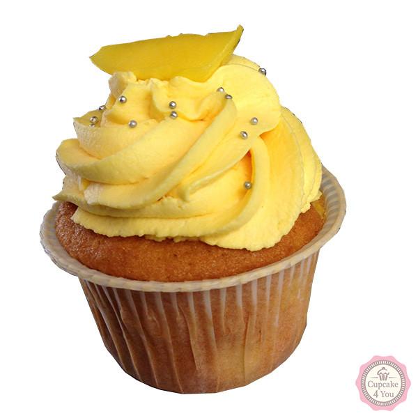 Mango Cupcake - Cupcakes
