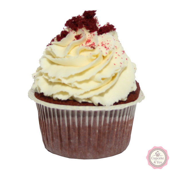 Red Velvet Cupcake - Cupcakes