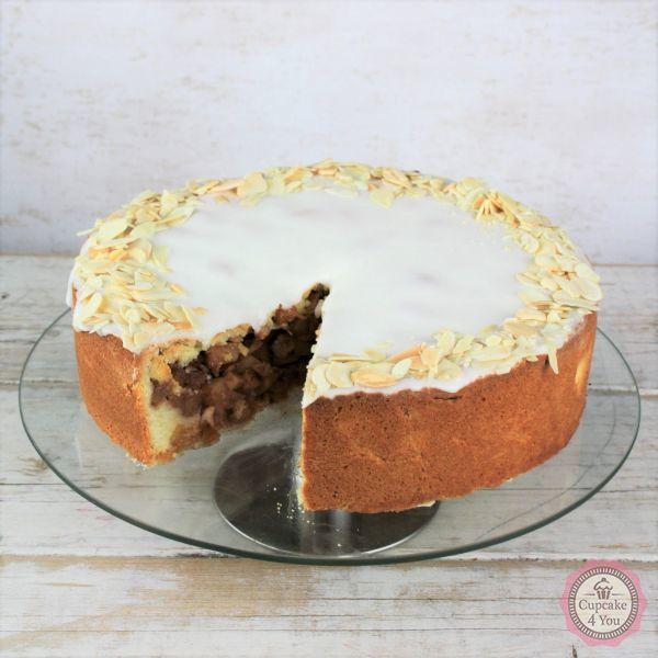 Gedeckter Apfelkuchen - Kuchen/Torten