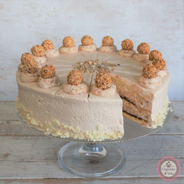 Giotto-Torte - Kuchen/Torten